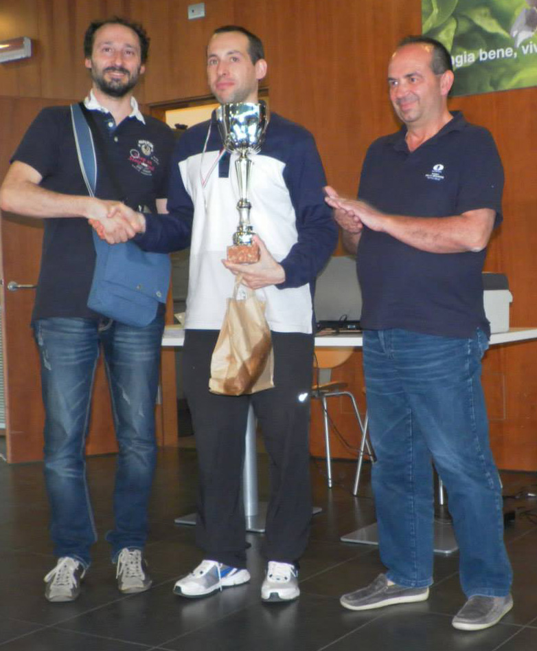 vittoria Matteo torneo Fabriano